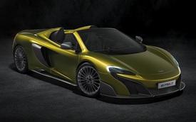 Siêu xe McLaren 675LT Spider ra mắt, giá từ 9,7 tỷ Đồng