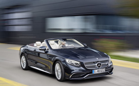 Mercedes-AMG S65 Cabriolet – Xe mui trần cho tín đồ tốc độ