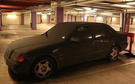 Chiếc Mercedes-Benz C-Class bí ẩn bị bỏ rơi suốt 3 năm liền