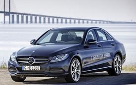 Mercedes-Benz C-Class phiên bản 1,75 lít/100 km: Đắt xắt ra miếng