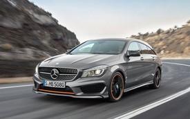 Công bố giá bán của Mercedes-Benz CLA Shooting Brake