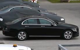 100 chiếc Mercedes-Benz E-Class thế hệ mới bất ngờ lộ diện