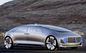 "F015 Luxury in Motion – Xe sang ""quái dị"" của Mercedes-Benz"