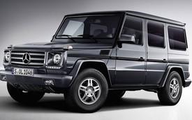 SUV việt dã Mercedes-Benz G500 chung động cơ với siêu xe