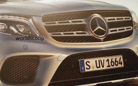 SUV hạng sang cỡ lớn Mercedes-Benz GLS 2016 lộ diện sớm