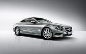 Xe sang Mercedes-Benz S-Class Coupe có thêm bản trang bị mới