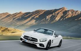 """Xe mui trần hạng sang Mercedes-Benz SL 2017 chính thức """"lên sàn"""""""