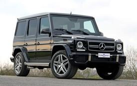 Mercedes-Benz G63 AMG biến thành siêu SUV cực mạnh