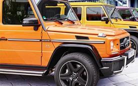 Mercedes-Benz thêm màu sơn trị giá 22.500 USD cho G63 và G65 AMG