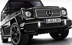 """""""Lực sỹ"""" Mercedes-Benz G65 AMG 2015 có giá 217.900 USD"""