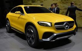 Mercedes-Benz GLC Coupe – Bản thu nhỏ của GLE Coupe sắp về Việt Nam