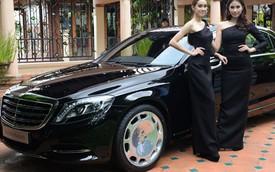 Xe siêu sang Mercedes-Maybach S500 cập bến Đông Nam Á
