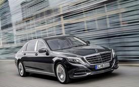 Xe đã về Việt Nam Mercedes-Maybach S600 được báo giá tại Mỹ