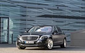 Mercedes-Benz giới thiệu bộ tứ xe mới trị giá 25 tỷ Đồng tại Việt Nam