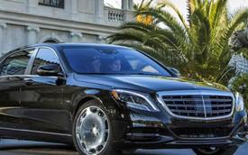 """Mercedes-Maybach """"chưa đủ tuổi"""" cạnh tranh với Rolls-Royce"""