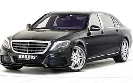 Xe sang Mercedes-Maybach S600 được biến thành siêu sedan