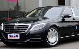 Mercedes-Maybach S600 tại Trung Quốc đắt hơn xe ở Việt Nam