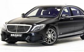 Mercedes-Benz S500 phiên bản 3 lít/100 km biến thành sedan cực mạnh