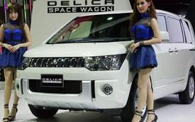 Mitsubishi Delica Space – Xe MPV cao cấp, giá 1,17 tỷ Đồng
