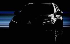 Vén màn Mitsubishi Pajero Sport 2016 sẽ sớm về Việt Nam