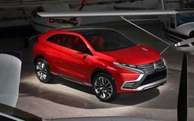 Mitsubishi XR-PHEV II – Xe crossover đô thị tiết kiệm xăng