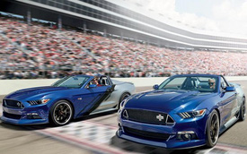"""Ford Mustang trị giá 95.000 USD – Món quà Giáng sinh """"sang chảnh"""""""