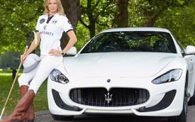 Top Gear sắp có chân dài nổi tiếng dẫn chương trình