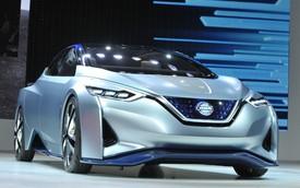 """Nissan IDS - Xe hatchback tràn ngập công nghệ """"hot"""""""