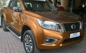 Cận cảnh đối thủ của Mitsubishi Triton tại Hà Nội