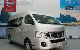 Soi Nissan NV350 Urvan, đối thủ giá cao của Ford Transit
