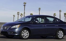 Nissan Sentra 2015: Thêm trang bị, giá hợp lý