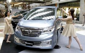 Nissan Serena 2015 trình làng, Toyota Innova hãy dè chừng!