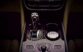 Lần đầu diện kiến nội thất của SUV siêu sang Bentley Bentayga