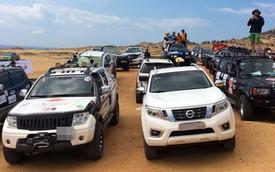 Nóng trong ngày: Khai mạc giải Đua xe địa hình trên cát toàn quốc năm 2015