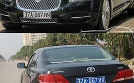 Nóng trong ngày: Hai xe Jaguar XJ và Toyota Camry chung biển đẹp