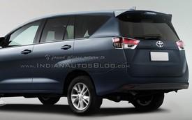 Toyota Innova 2016 sở hữu thiết kế giống Corolla Altis