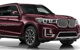 SUV hạng sang BMW X7 sẽ có giá khởi điểm 140.000 USD
