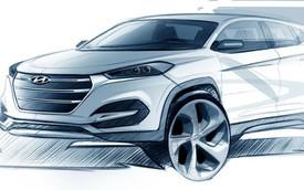 Lần đầu diện kiến Hyundai Tucson thế hệ mới