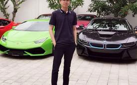 Em trai đại gia Phan Thành làm chủ 2 xe tiền tỷ trong 4 tháng
