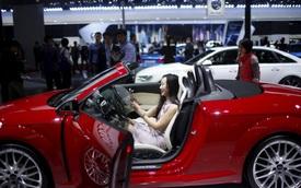 Phụ nữ Trung Quốc ngày càng chuộng xe sang Audi