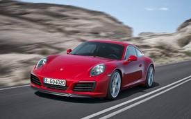 Porsche 911 Carrera 2016 ra mắt trước giờ G, giá từ 2,44 tỷ Đồng