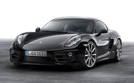 Porsche Cayman Black Edition có giá 3,8 tỷ Đồng tại Việt Nam