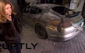 Panamera tự bốc cháy trong gara, Porsche bị kiện 1,5 triệu USD