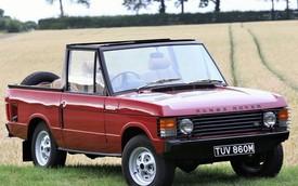 Range Rover mui trần tìm chủ mới với giá 1,2 tỷ Đồng