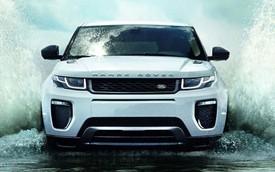 Range Rover Evoque 2016: Nâng cấp hàng loạt
