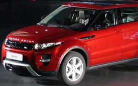 Range Rover Evoque giảm giá mạnh nhờ lắp ráp tại Trung Quốc
