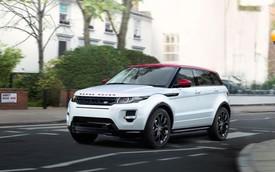 Diện kiến Range Rover Evoque phiên bản đặc biệt mới