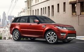"""Range Rover Sport 2016 """"ngốn"""" nhiên liệu trung bình 9,8 lít/100 km"""