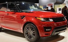 "Range Rover Sport HST ""nổi bần bật"" tại triển lãm New York 2015"
