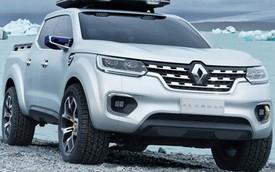 Renault Alaskan - Tân binh của dòng xe bán tải